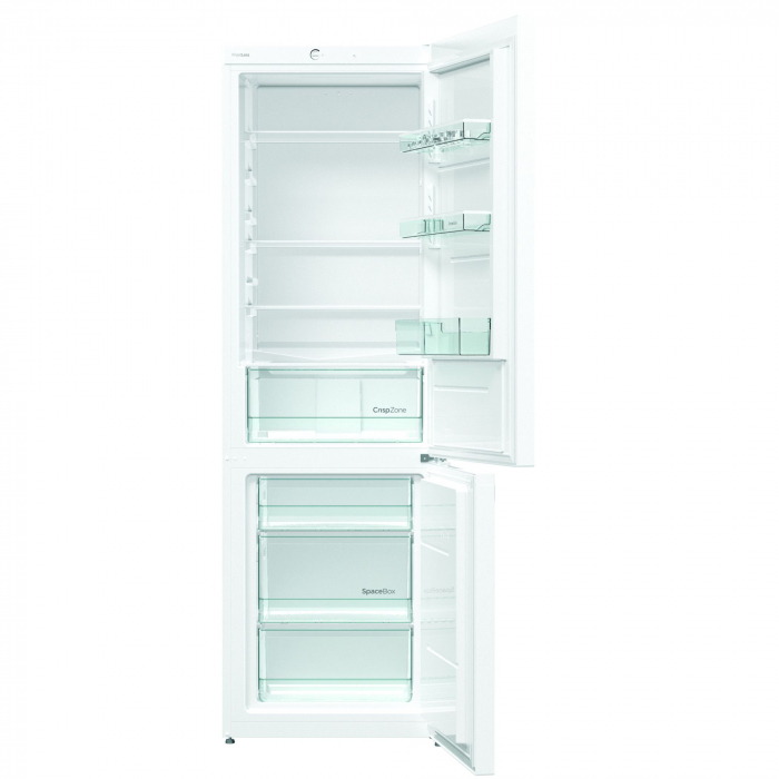 Combina frigorifica GORENJE RK611PW4, 326 l, 185 cm, A+, alb [1]