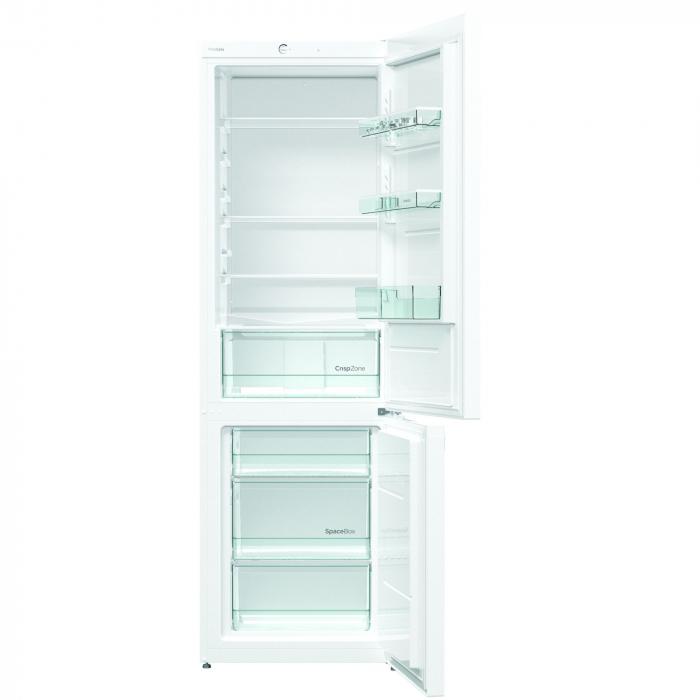 Combina frigorifica GORENJE RK611PW4, 326 l, 185 cm, A+, alb 1