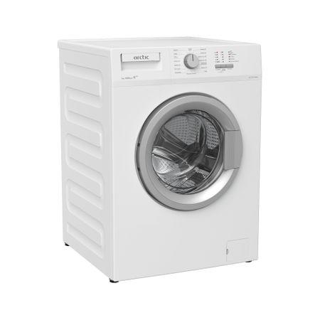 Masina de spalat rufe Slim Arctic APL51011BDW3, 5 kg, 1000 RPM, Clasa A++, Alb 1