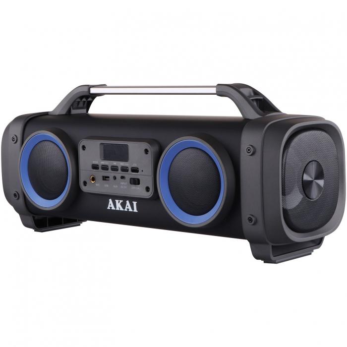 Akai ABTS-SH02 Boxa Portabila BT BoomBox [3]