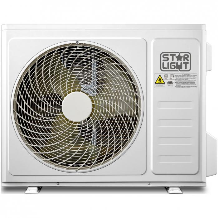 Aparat de aer conditionat Star-Light ACT-12ETL, 3D Inverter, 12000 BTU, Functie incalzire, Clasa A++, Display, Alb 3