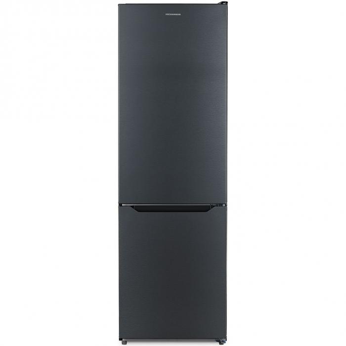 Combina frigorifica HEINNER HC-M305DGA++, 305L , LED, Clasa A++, 188cm , Antracit 0