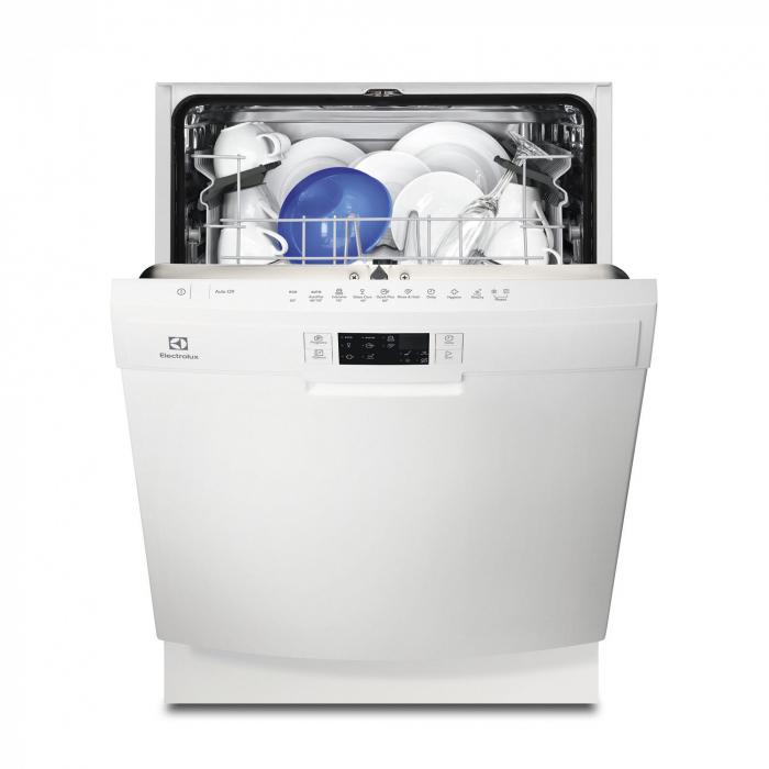 Masina de spalat vase Electrolux ESF5512LOW, 13 seturi, 6 programe, Clasa A+, 60 cm, Alb 0