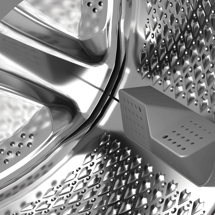 Masina de spalat rufe Slim Beko WRE6512BWW, 6 kg, 1000 RPM, Clasa A+++, Display LED, Alb 5