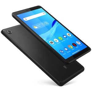 """Tableta Lenovo Tab M7, Quad-Core, 7"""", 1GB RAM, 16GB, 4G, Onyx Black [7]"""
