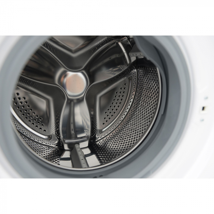 Masina de spalat rufe Heinner HWM-5080VA++, 5kg, 800 RPM, Clasa A++, Functie start intarziat, Sistem Eco Logic, 60 cm, Alb 3