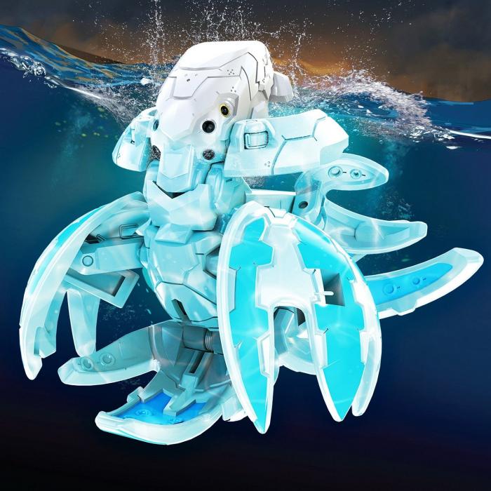 Figurina Bakugan Ultra - Haos Krakelios White 3