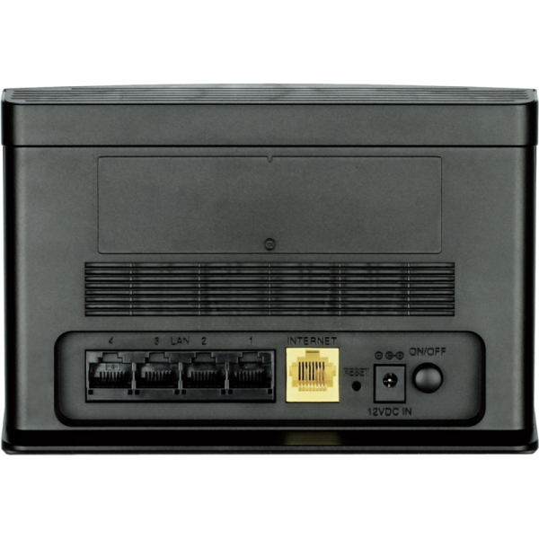 Router Wireless D-Link GO-RT-N300 1