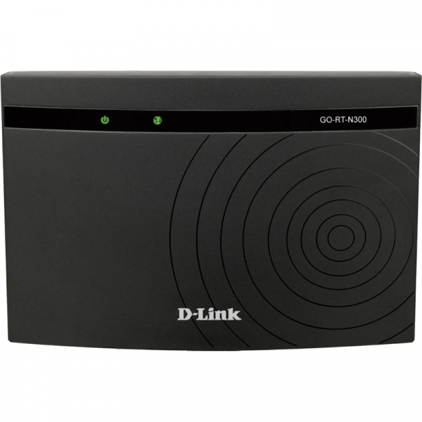 Router Wireless D-Link GO-RT-N300 0