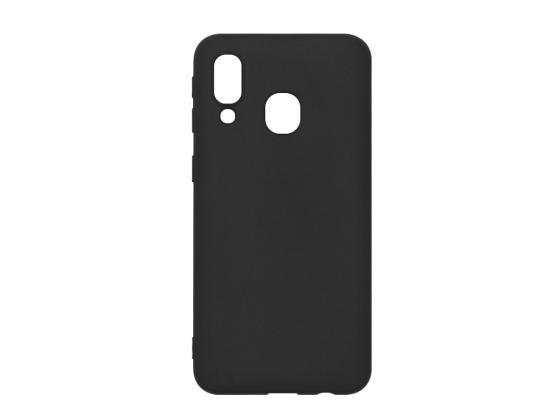 Husa Lux Hard Ultra Slim Air-Up Samsung Galaxy A40 Negru [0]