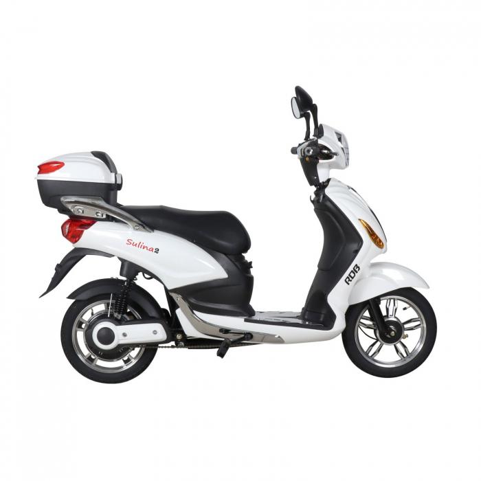 SET Scuter electric cu pedale RDB Sulina2 [0]