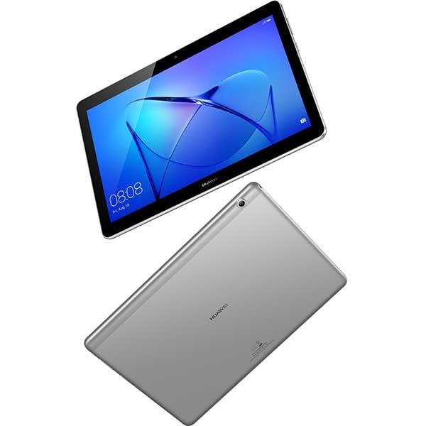 """Tableta Huawei MediaPad T3 10, Quad Core, 9.6"""", 2GB RAM, 32GB, 4G, Space Gray [7]"""