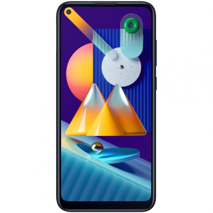 Telefon mobil Samsung Galaxy M11, Dual SIM, 32GB, 4G, Metallic Blue 0
