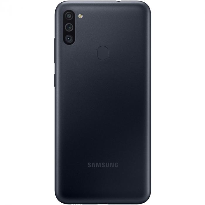 Telefon mobil Samsung Galaxy M11, Dual SIM, 32GB, 4G, Metallic Blue 1