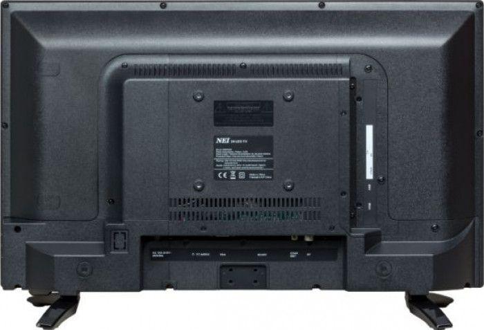 Televizor LED Nei, 61 cm, 24NE5000, Full HD, Non Smart TV, Plat, Clasa A, Negru 1