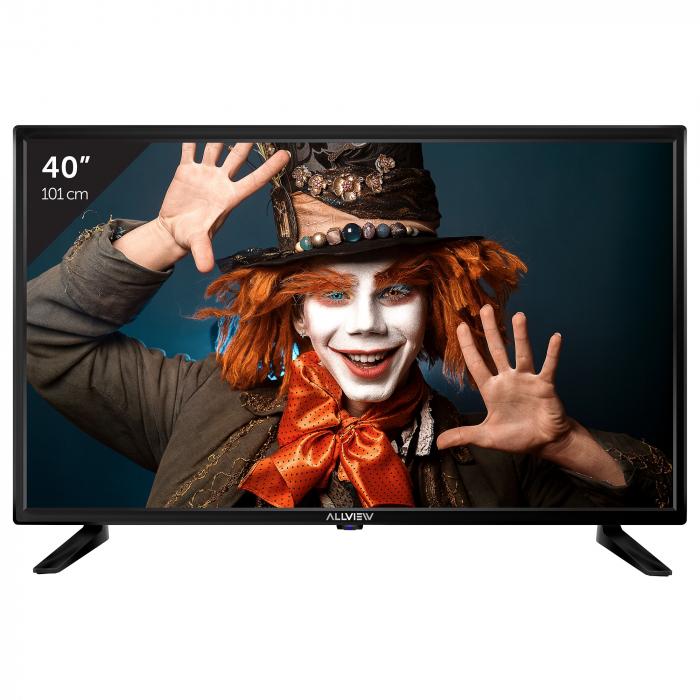 Televizor LED Allview, 101 cm, 40ATC5000, Full HD, Clasa A+ [0]