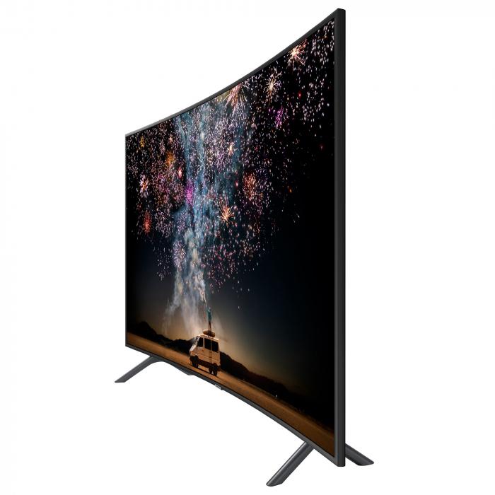 Televizor LED Curbat Smart Samsung, 163 cm, 65RU7302, 4K Ultra HD, Clasa A+ [6]