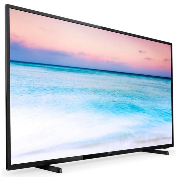 Televizor LED Smart Philips, 126 cm, 50PUS6504/12, 4K Ultra HD 2
