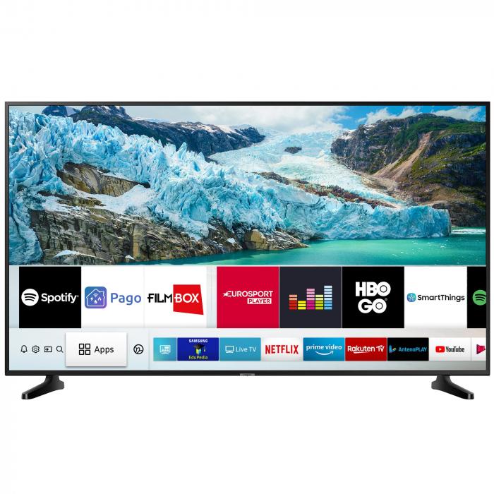 Televizor LED Smart Samsung, 125 cm, 50RU7092, 4K Ultra HD, Clasa A 0