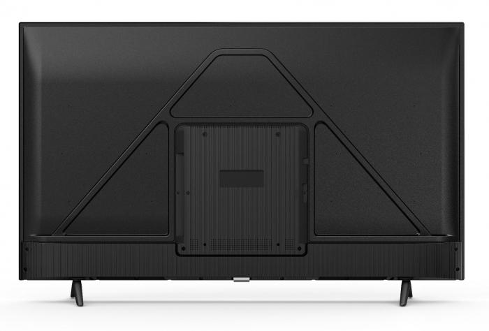Televizor LED Smart TCL 43P610, 109 cm, 4K Ultra HD, Clasa F, Argintiu [2]
