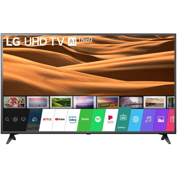 Televizor LG 65UM7050PLA, 164 cm, Smart, 4K Ultra HD, LED, Clasa A 0