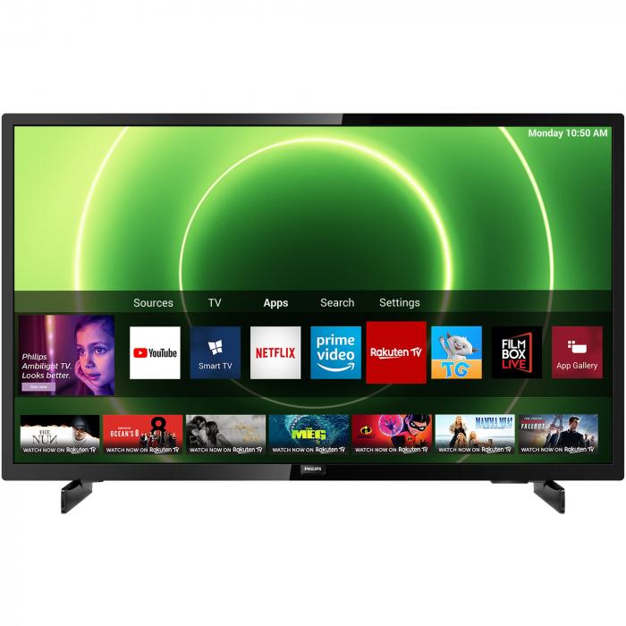 Televizor Philips 32PFS6805/12, 80 cm, Smart, Full HD, LED, Clasa F [0]
