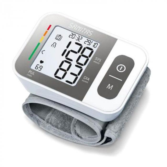 Tensiometru digital de incheietura Sanitas SBC15, sistem WHO [0]