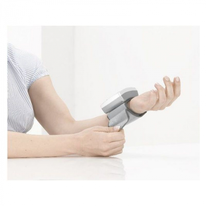 Tensiometru digital de incheietura Sanitas SBC15, sistem WHO [1]