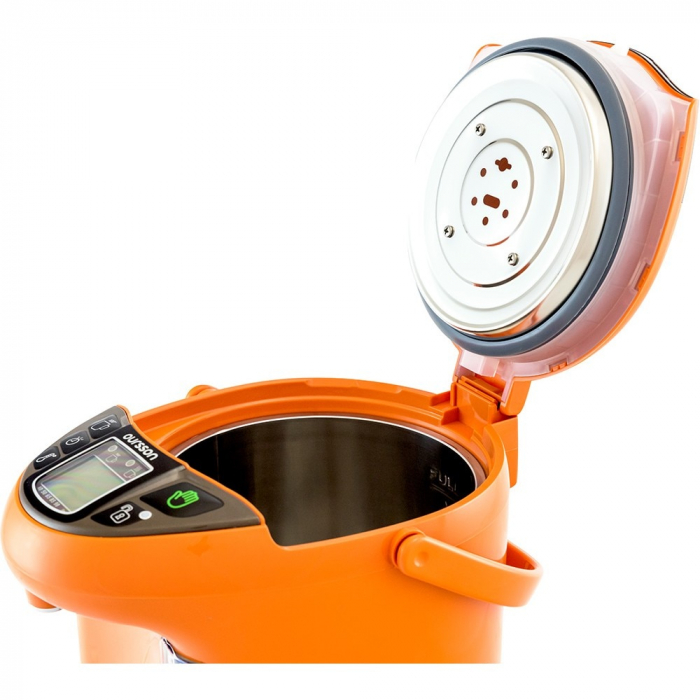 Thermopot Oursson TP4310PD/OR, fierbator + termos electric, 750 W, 4.3 l, Portocaliu [3]