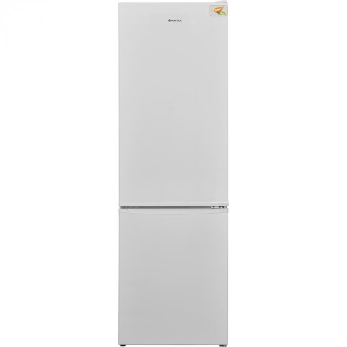 Combina frigorifica Vortex VO1002, Static, 268 L , Clasa I de electrosecuritate, 170 cm, A+, Alb [0]