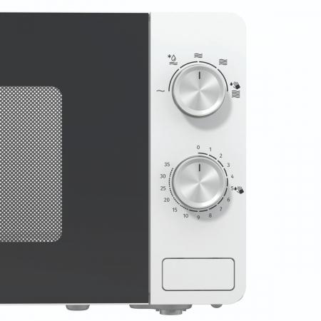 Cuptor cu microunde Gorenje MO17E1W, Putere 700 W, Functie decongelare, Alb4