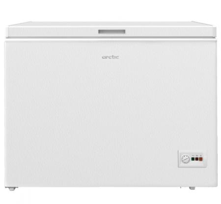 Lada frigorifica Arctic AO30P30+, 298 l, Clasa A+, Fast Freezing, Afisaj Digital, Alb0