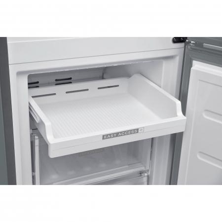 Combina frigorifica Whirlpool W9 821C OX, 318 l, Clasa A++, Dual No Frost, 6th Sense, Display Electronic Interior, H 189 cm, Inox4