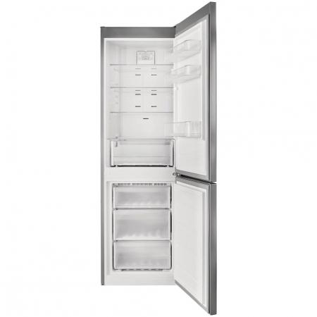 Combina frigorifica Indesit XIT8 T1E X, 320 l, Clasa A+, No Frost, H 189 cm, Inox2
