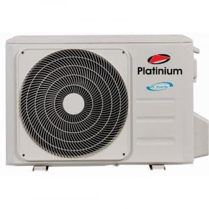 Aparat de aer conditionat Platinium, PF-12DC, Inverter, 12000 BTU, Kit de instalare (3m teava izolata), Clasa A++, Control activ de energie, Golden Fin, silentios2