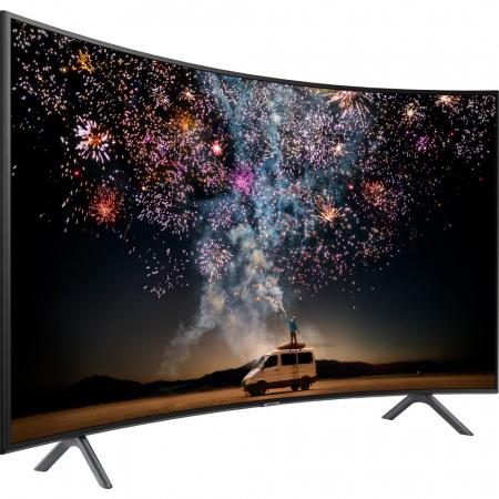 Televizor curbat, Smart LED, Samsung 55RU7302, 138 cm, Ultra HD 4K1