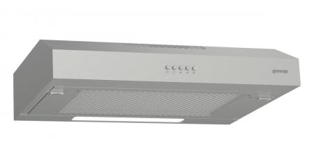 Hota bucatarie Gorenje WHU629ES/S, Clasa energetica B, Gama Essential, Silver0