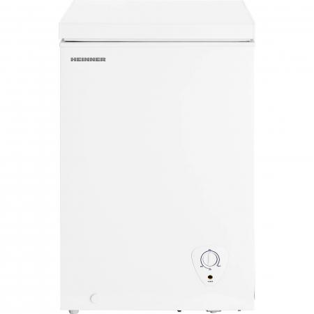 Lada frigorifica Heinner HCF-H98A+, 95 l, Control mecanic, Clasa A+, Alb1