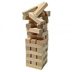 Joc - Spin Master Wooden Jumbling Tower [0]