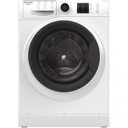 Masina de spalat rufe Hotpoint NM10 723 WK EU, 7 kg, 1200 RPM, Clasa A+++, FinalCare, Stop&Add, Alb0