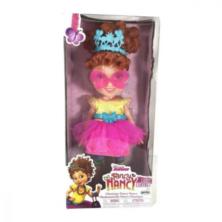 Papusa Fashion Fancy Nancy Classic, 25 cm0