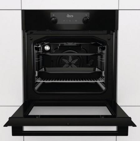 Cuptor incorporabil Gorenje BO735E20BG-M, Clasa energetica A, Gama Essential, Negru mat1