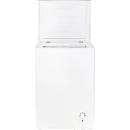 Lada frigorifica Heinner HCF-H98A+, 95 l, Control mecanic, Clasa A+, Alb2