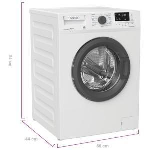 Masina de spalat rufe Arctic Slim APL61022BDW4 ,1000 RPM, 6 kg, Clasa A+++1