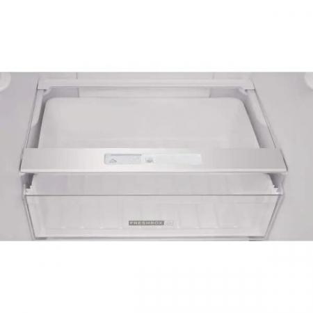 Combina frigorifica WHIRLPOOL W5 921C OX H, Direct Cool, 371 l, 201.1 cm, A+, inox3