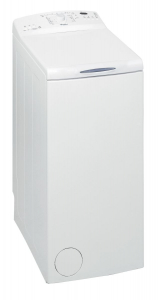 Masina de spalat verticala Whirlpool AWE 66710, 6kg, 1000rpm, A+++, alb0