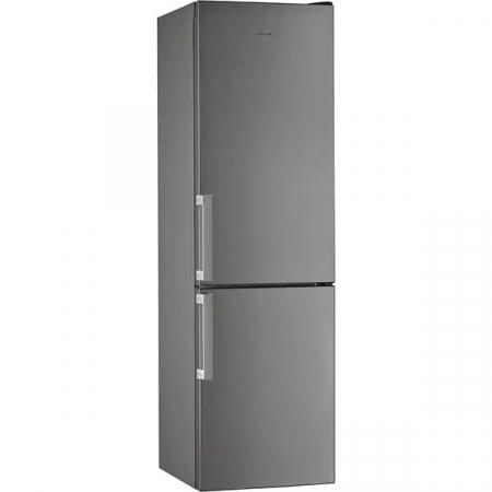 Combina frigorifica WHIRLPOOL W5 921C OX H, Direct Cool, 371 l, 201.1 cm, A+, inox0
