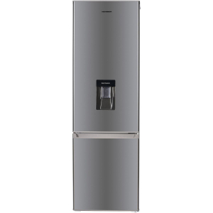 Combina frigorifica Heinner HC-H273XWD+, 267 l, Dozator de apa, Clasa A+, H 176 cm, Inox0