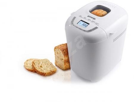 Maşină de făcut pâine Gorenje BM910WII 550 W, LCD0