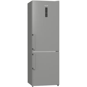 Combina frigorifica Gorenje RK6191AX, Clasa energetica A+, Inox antiamprenta, Gri metalic0